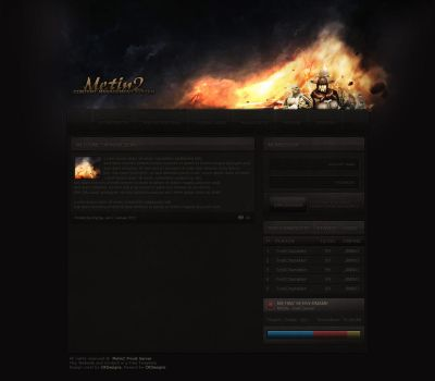 Metin2 Content Management System by iKyroja