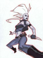 Punk Storm by jeffwamester