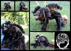 Jhonathic - Handmade OOAK fantasy Poseable by SonsationalCreations