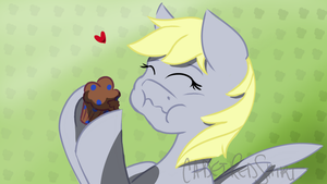 Derp Horse with Muffin (Ditz horse??) Pony Poll by CadetRedShirt