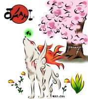 okami contest by may-chu