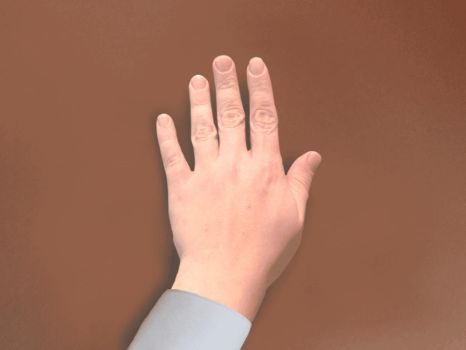 Nora-Hand-Morph-Test-Anim 3 by JustMyStyleArt