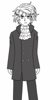 BSD:Jacob Ludwig Carl Grimm(Profile) by Solitary--Nightmare