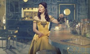 Once Upon A Time... Belle by RafkinsWarning