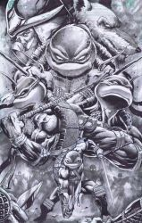 TMNT Poster 3 by emilcabaltierra