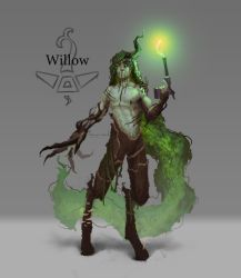 Willow redesign by Sayned