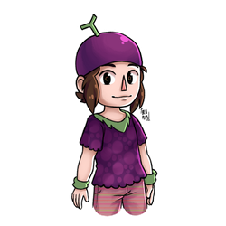 ACNL - Grapes by BenPlus