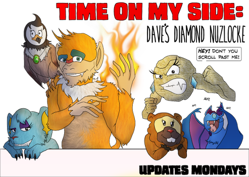 Time On My Side- Extra Banner by ChineseViking