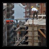 high working class by michref