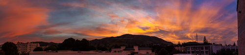 March15sunrisepano by DanWilliamsPhoto