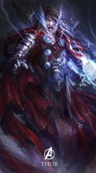 Almighty Thor by theDURRRRIAN