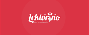 Logo concept for Lektorino by jozef89