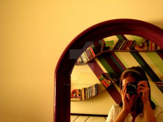 mirror mirror on the wall by iambeatrice