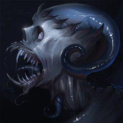 Demon Horn Worms - Animated by Lanasy