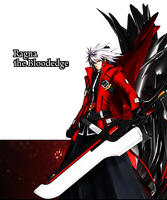 Ragna the Bloodedge poptag by BlueImpulse06