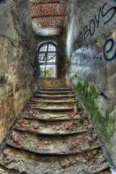 Abandoned asylum 4 by to-ja-jestem-Kefir