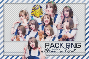 070716 Pack PNG Hani's EXID by ANNRV