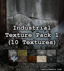 TexturePack-Industrial1 by AscendedArts