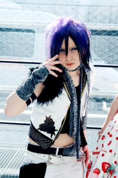 Royz Kuina Cosplay 4 by nyappy-aoi