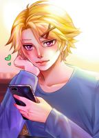 Yoosung (Mystic Messenger) by ChibiStarChan
