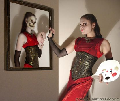 The Sick Muse by sinistra