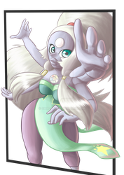 Opal (frame) by Shadaty