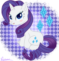 ~Rarity by Nini-the-inkling