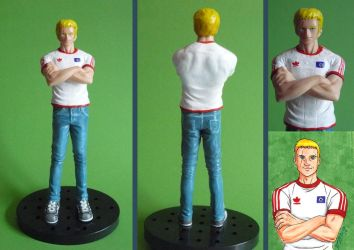 Tom Borgmann Figure by nessi6688