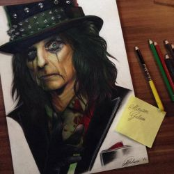 Alice Cooper by DeadOceans