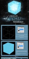 Create an AVENGERS Tesseract by Sheridan-J