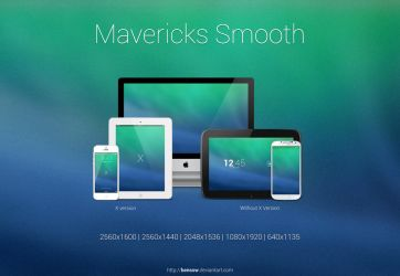 Mavericks Smooth by BenSow