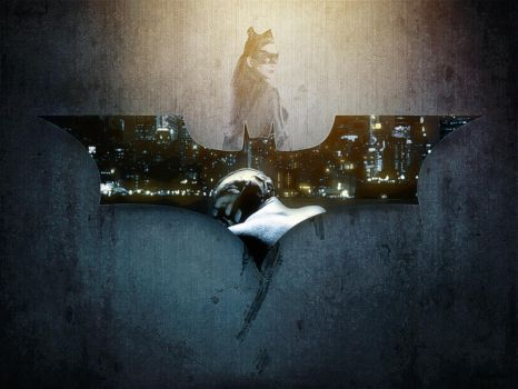 Dark Knight Rises by Couiche