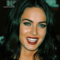 Megan Fox by veronicalemacks
