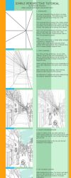 Simple Perspective Tutorial by Carthegian