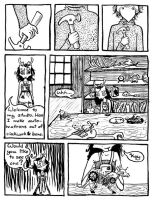 The Bone Collectors: page 9 by skeletonzoo