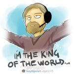 AGDQ GamesDrawnQuick: authorblues playing Titenic by lazytigerart