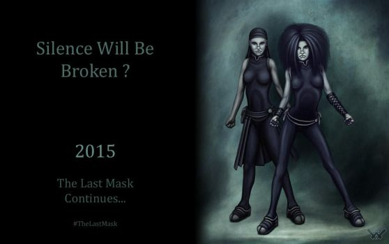 Last Mask 2015 Poster 4 by Winterflood