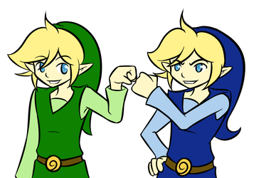 Brofist! by Ask-GreenLink