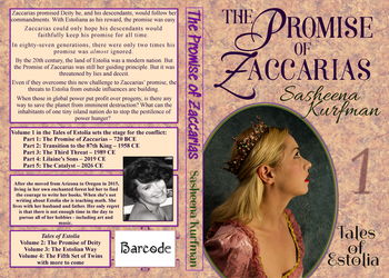 Print Cover Volume 1 by ladylithia