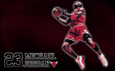 Michael Jordan (Chicago Bulls) Wallpaper by JaidynM