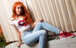 Anime USA 2017 - Mary Jane(PS) 05 by VideoGameStupid