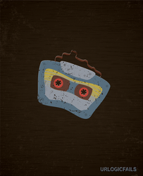 Cassette by UrLogicFails