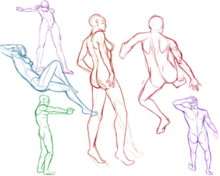 Anatomy Practice 1 by DrSnipersMagic