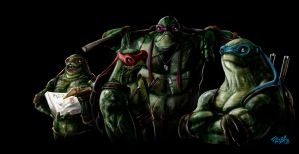 TMNT by themico