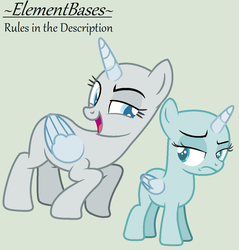 MLP Base 142 by ElementBases
