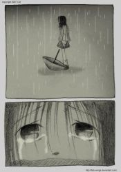 crying on the sky by fish-wings