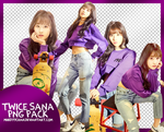 [render #108] TWICE Sana PNG Pack by MhedyyChan