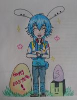 Happy Easter! - 2017 by Anonymous---Lucifer