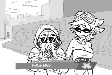 Right in the woomy by Eigaka