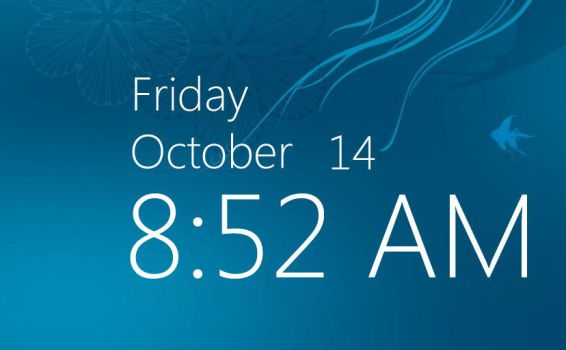 Standalone 8 clock 2.0 by sanjeev18